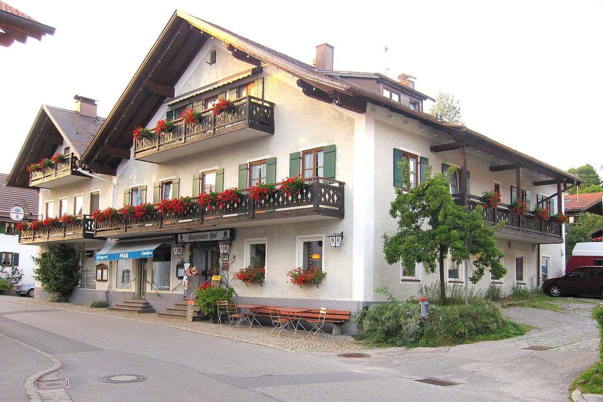 Bayersoier Hof - Gästezimmer