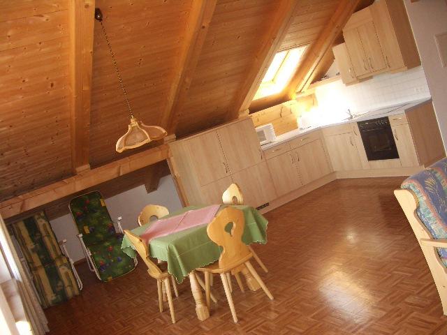 Bayersoier Hof - Ferienwohnung 3 - Küche