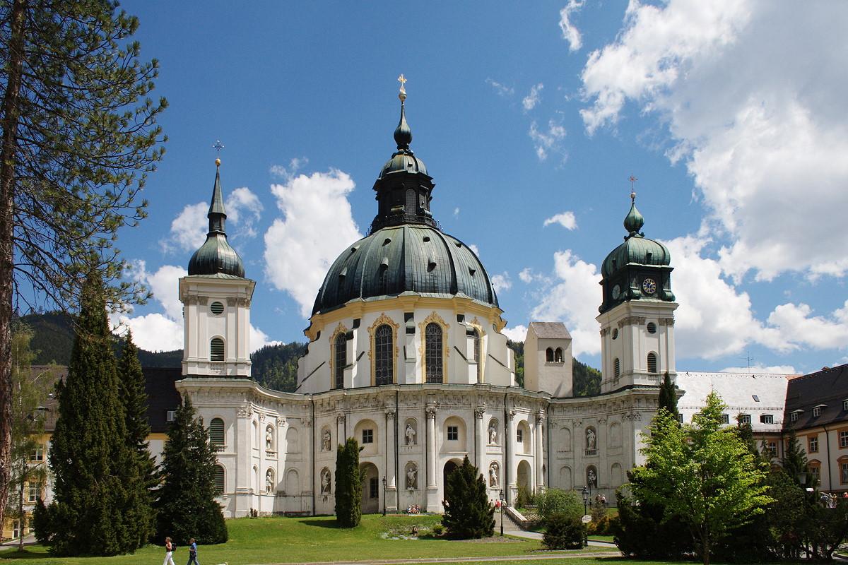 Kloster Ettal -