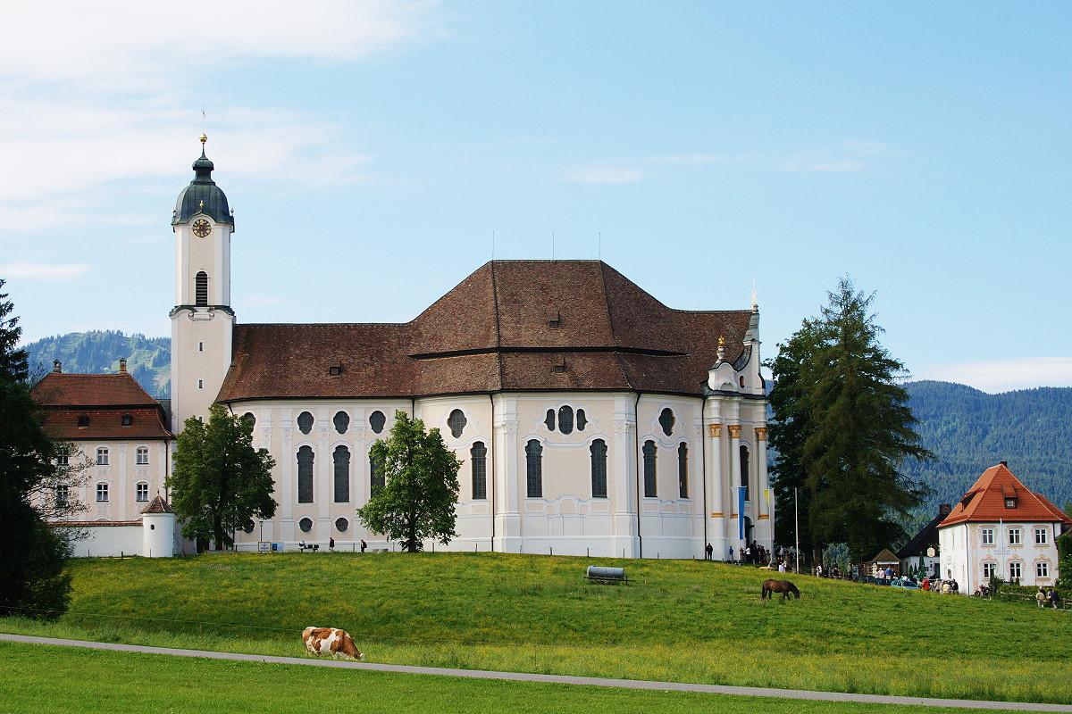 UNESCO Weltkulturerbe - Die Wieskirche